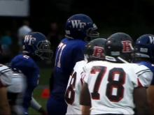 Family of Rolesville High School player who died from head injury sues Wake County Schools