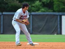 Baseball: Midway vs Bunker Hill (Game 2, June 7, 2014)