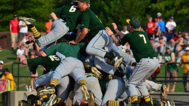 4dfd3366e Richmond loses 4-A baseball title to West Forsyth