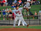 Baseball: Midway vs Bunker Hill (Game 3, June 7, 2014)