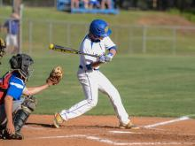 Baseball: Scotland vs. Garner (May 13, 2015)
