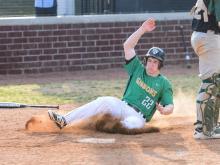 Baseball: South Johnston  vs. Cardinal Gibbons (Mar. 14, 2016)
