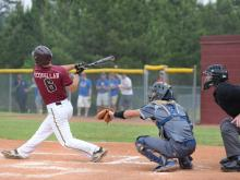 Baseball: East Wake vs Green Hope (May 12, 2016)
