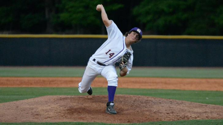 Baseball: Fike vs Corinth Holders (May 14, 2016)