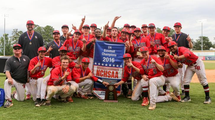 Baseball: South Granville vs. East Rutherford(Jun 5,  2016)