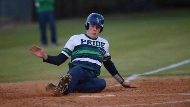 Leesville Road defeated D.H. Conley 6-0 in baseball on Friday, Mar. 3, 2017. (Photo By: Nick Stevens/HighSchoolOT.com)