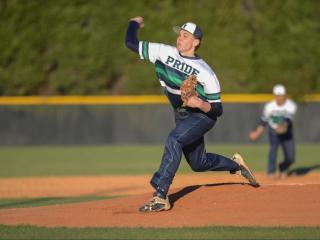 Baseball: D.H. Conley vs. Leesville Road (Mar. 3, 2017)