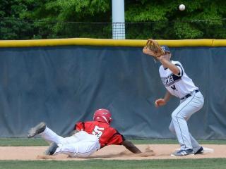 Baseball: Heritage vs Rolesville (April 15, 2017)