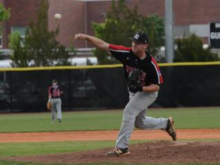 Baseball: Middle Creek vs Holly Springs (April 21, 2017)