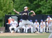 Baseball: Apex vs. Garner (May 9, 2017)