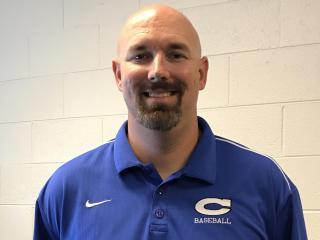 Brandon Lusk, Clayton Baseball Coach