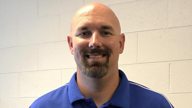 Brandon Lusk, Clayton Baseball Coach