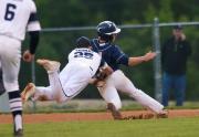 Baseball: Millbrook vs. Heritage (May 12, 2017)