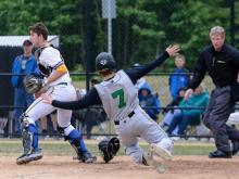 Baseball: Cardinal Gibbons vs Garner (May 12, 2017)