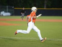Baseball: Holly Springs vs. New Hanover (May 25, 2017)