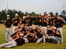 Baseball: New Hanover vs Holly Springs High School (May 26, 2017