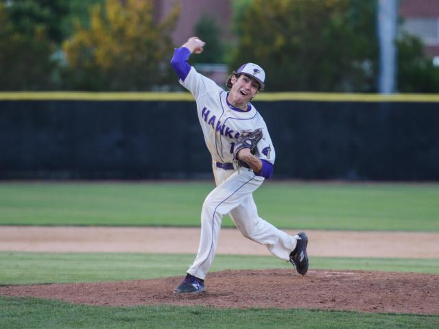 1306ad95f 11 strikeouts from Trease help Holly Springs past Gibbons in 4A baseball