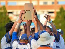 Baseball: Corinth Holders vs Mooresville (June 1, 2019)