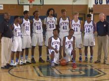 2015 NCCA East Boys Basketball All-Star Team (Courtesy: WFMY)