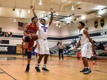 HighSchoolOT.com Triangle Tip-Off Tournament - November 15, 2016