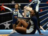 2016 NCHSAA Cheerleading Invitational
