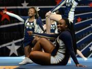 2016 NCHSAA Cheerleading Invitational Championship