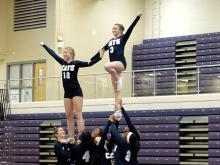 Highlights: Millbrook tops Sanderson for Wake stunt title