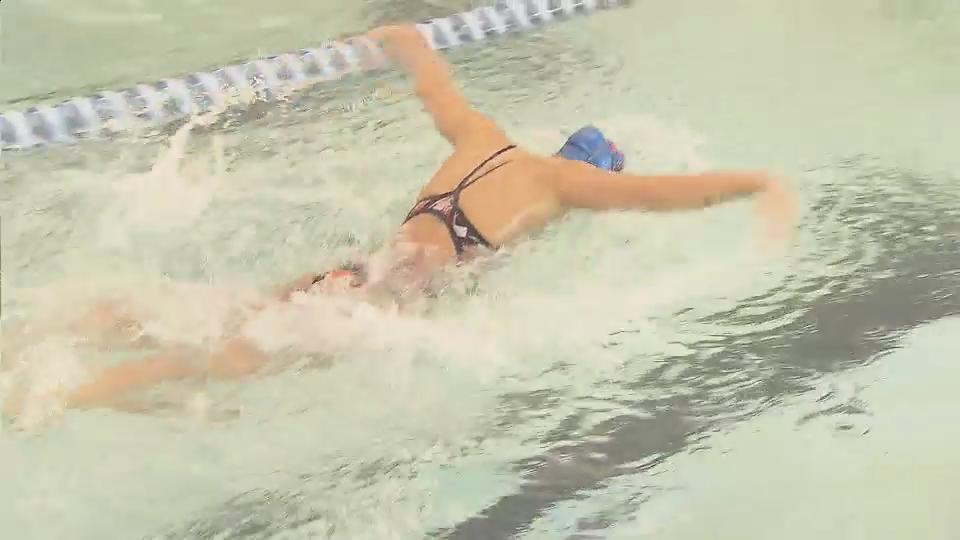 Backstroke finish among major swimming & diving rule changes