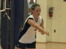 Extra Effort: Extra Effort: Hailey Brooke McFadden, Wake Christian Academy (Oct. 16, 2014)