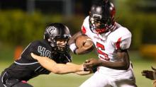 IMAGES: Southern Durham's Cameron commits to West Virginia