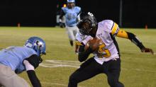 Panther Creek vs Apex, Oct. 25, 2013