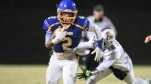 Football: Holly Springs vs. Garner (Nov. 15, 2013)