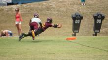 IMAGES: 7-on-7: Overhills hosts Douglas Byrd, Seventy-First, E.E. Smith and others (July 9, 2014)