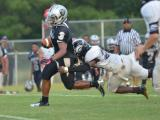 Football: Tar Heel Rumble @ Granville Central (Aug. 15, 2014)