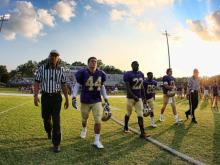 Athens Drive edged Broughton in a 28-27 thriller on Thursday night.