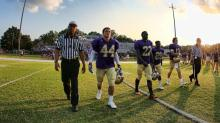 IMAGES: Football: Athens Drive vs. Broughton (Aug. 28, 2014)