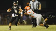 IMAGES: Football: South View vs. Gray's Creek (Aug. 29, 2014)