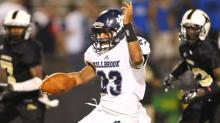 IMAGE: Herring, Millbrook run away from Knightdale, 30-7