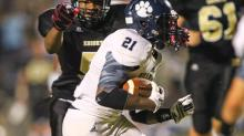 IMAGES: Football: Knightdale vs. Millbrook (Aug. 29, 2014)