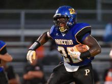Football: North Edgecombe vs. Princeton (Sept. 5, 2014)