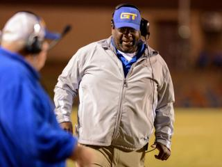 Football: Southeast Raleigh vs. Garner (Oct. 30, 2014)