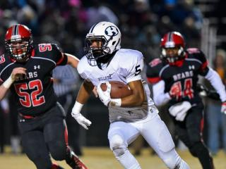 Football: Hillside vs. New Bern (Nov. 28, 2014)