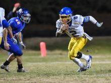 Garner running back Nyheim Hines is among the top running backs in the country.