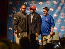 Bryce Love commits to Stanford (Jan. 30, 2015)