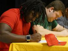 Princeton RB Johnny Frasier signs with NC State