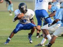Football Scrimmage: Cleveland Jamboree (Aug. 13, 2015)