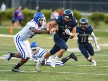 Millbrook vs Scotland County - August 15, 2015 at Cardinal Gibbo
