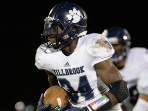Football: Millbrook vs Wakefield (Nov. 13, 2015)