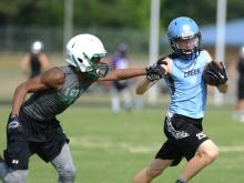 7-on-7: Cary, Cleveland, Jack Britt, Panther Creek (June 21, 201