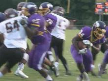 Tarboro hammers Nash Central, 42-0